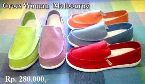 Jual CROCS WOMAN MELBOURNE