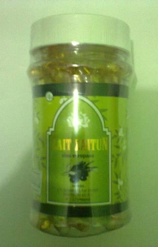 terbuat dari minyak Zaitun Murni yg Insya Alloh bermanfaat Membantu menghilangkan kolest Jual Zait Zaitun Basmallah Isi 100 Balikpapan