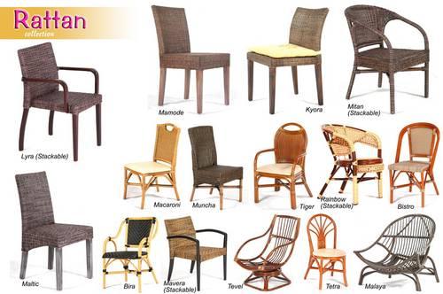 Jual Kursi Rotan - Rattan Chair