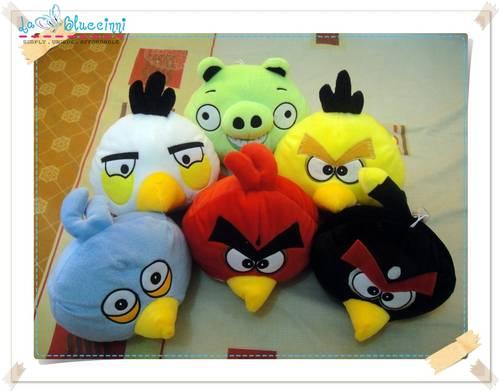 Jual Boneka Angry Bird Jual Boneka Angry Birds Lucu