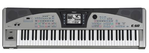 Jual Keyboard ROLAND 100% BARU BERGARANSI RESMI E60, PRELUDE, GW8, JUNO Gi/Di, E...