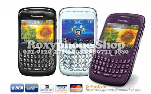 Jual Blackberry GEMINI 8520 RESMI & DISTRIBUTOR