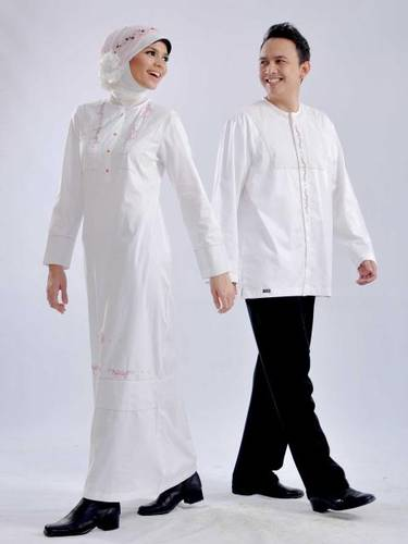 Dinomarket Pasardino Baju Muslim Wanita Gamis Putih