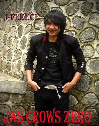 Jual Jual Jaket Japan Korean Style code : Jas Crows Zero
