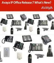 Jual IP PABX AVAYA IP OFFICE 7.0