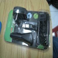 Jual USB UNIVERSAL CHARGER 10 IN 1 (BISA UNTUK MOBIL) Ready Stock