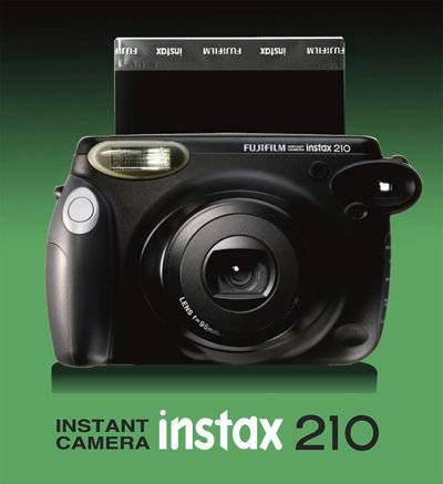 Jual Kamera Polaroid Mini Instax 210 Wide