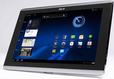 Jual ACER ICONIA TAB A501 16GB