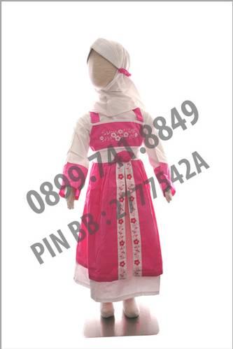Baju gamis muslim cewek untuk anak usia 1 sd 10 tahun Baju gamis anak usia 10 tahun