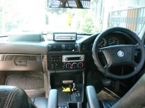Jual BMW 530i AT th 96, Sound system bagus, dvd+monitor Kenwood, Velg ...