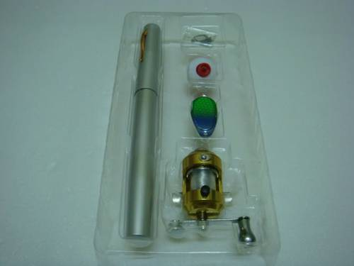 Jual Coleman Fish Pen Fishing AS SEEN ON TV Pancingan Bentuk Pen