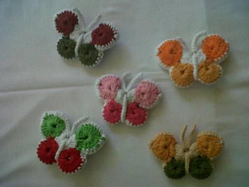 Cara Membuat Rajutan Bunga