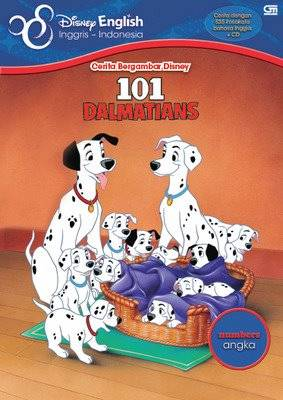 Cerita Bergambar Disney Dalmatians Bonus