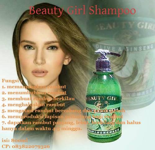 shampo pemanjang rambut