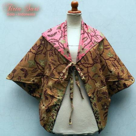 Direct Link for Product Jual Bolero Batik 2 in 1 :