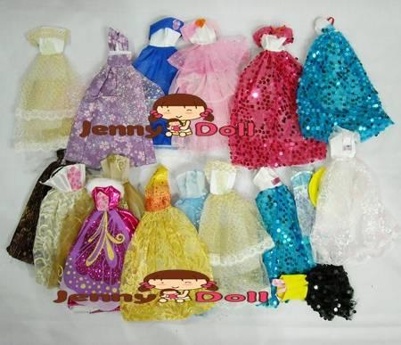 Jual Baju Barbie murah dijual perlusin