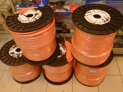 Jual Kabel Las 'Lincoln' , 'Superflex' ,dan 'Dragon'