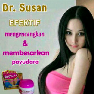 Jual BIG BUST Dr. SUSAN Extra Breast Cream