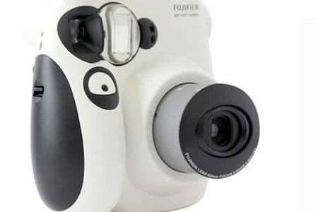 Jual Kamera Polaroid Mini Instax 7s Panda