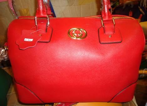 KOde JC 4741A)Gucci speedy semi super 2 tali merah kulit taiga ...