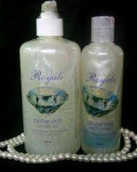 Jual Sabun Berlian ( Royale Diamond Shower Gel 500Ml)