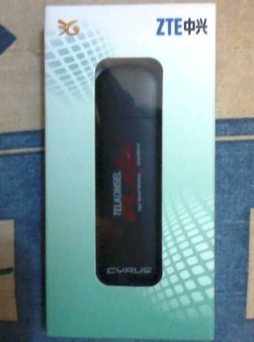 Jual Modem GSM 3,5G HSUPA Zte MF 288 + free FLASH 3 bulan unlimited ...