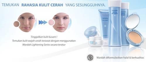 Jual Wardah Cosmetics Whitening Series Murah