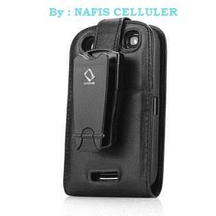 Jual Capdase Leather Case Fliptop Blackberry Orlando 9380