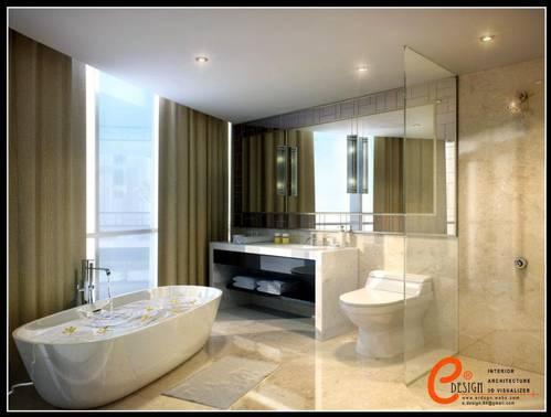 Contoh Desain Kamar Mandi Mungil on Dinomarket     Pasardino    Desain Interior 3d Max  Bathroom