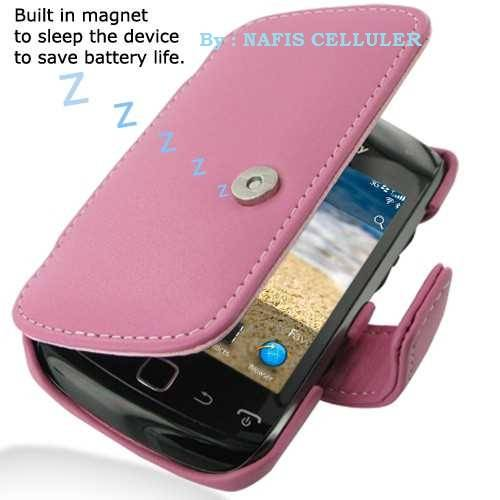 Jual Pdair Leather Case Bifold BB Orlando 9380