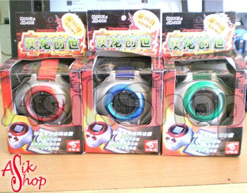 Jual Digivice 2 Digimon Tamagochi