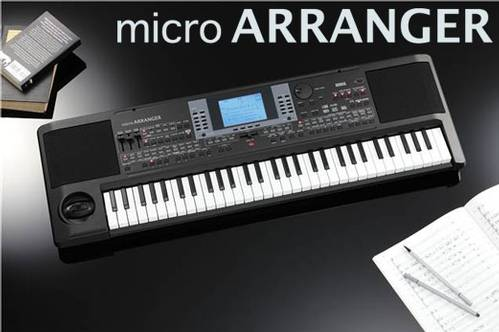 Jual Keyboard KORG MICRO ARRANGER,  NEW 100%...