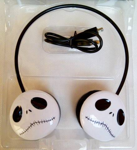 ... ® : PasarDino™-Headphone Nightmare Before Christmas - SOLD