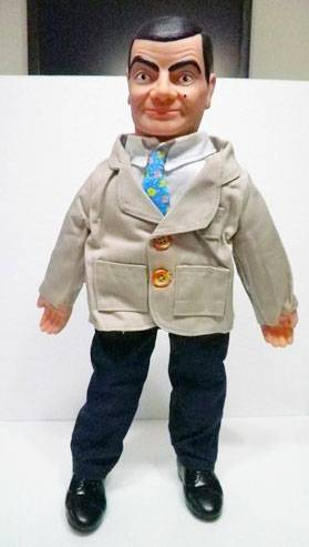 Jual Boneka Mr. Bean - SOLD