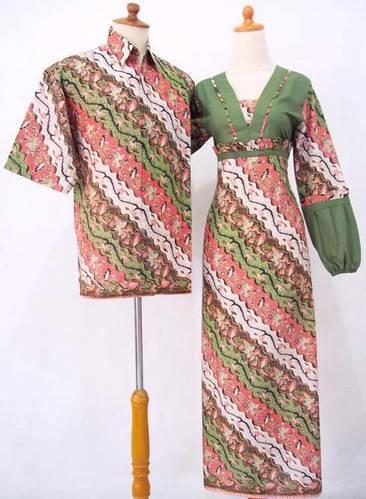 Dinomarket Pasardino Batik Gamis Sarimbit Murah
