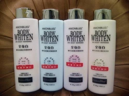 Jual ANIONBLUE Body Whitening
