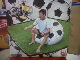 Jual Sofa angin bentuk bola,bola,sofa angin,kursi angin,kasur angin