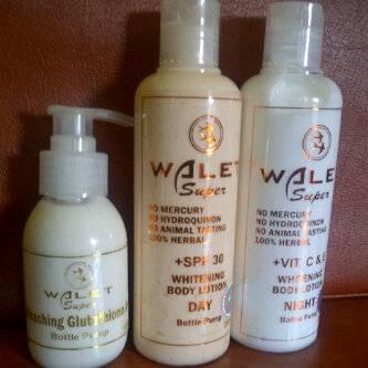 Jual paket walet lotion super