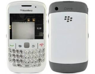 Jual Jual Casing Blackberry 8520 Gemini Fullset Harga Murah Putih