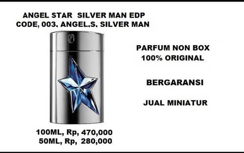 Parfum Paris Original Angel Star Parfum Paris Original