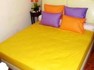 Jual Sprei dan Bed Cover Pelangi / Polos
