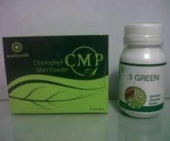 Jual Paket CMP + 3 Green