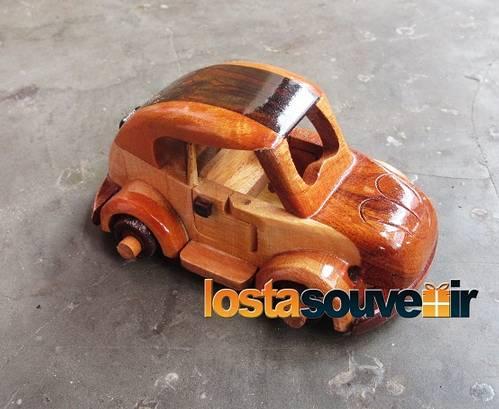 Jual Miniatur Mobil Kayu