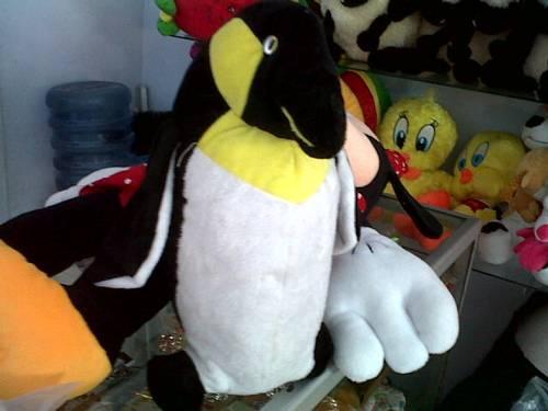 Jual Boneka Pinguin Lucu Murah