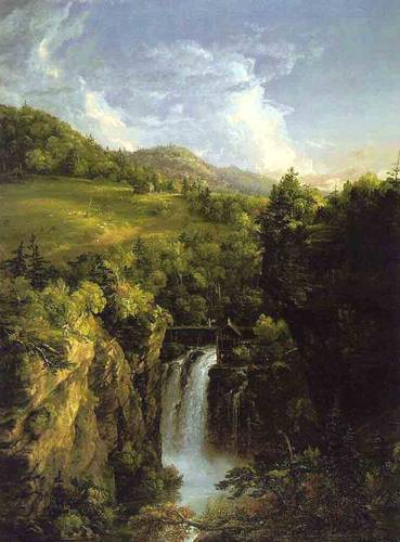 Thomas Cole Genesee Scenery