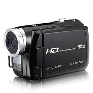 Jual HANDYCAM BRICA DV-H5 HD (5MP)
