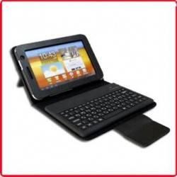 ... Galaxy P6200 - Case Bluetooth Keyboard Samsung Galaxy Tab P3100