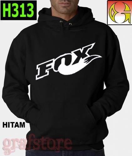 Jual Jaket Fox Racing Hoodie Jumper