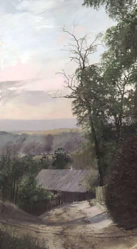 Jual Lukisan Pemandangan Alam berkualitas tinggi, pesan disini