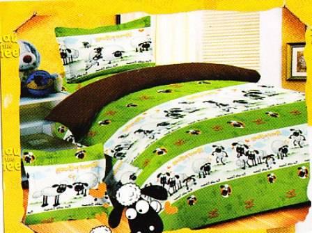 DINOMARKETR PasarDinoTM Sprei Spring Bed Sorong Shaun The